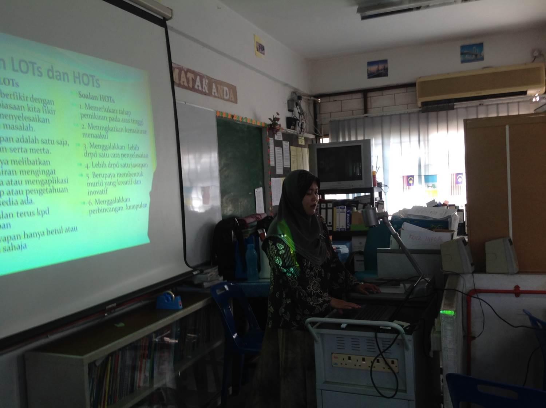 LDP : KBAT Matematik & Sains