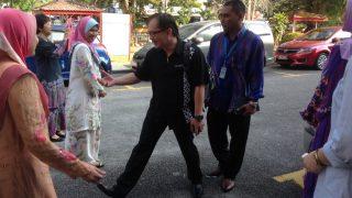 Lawatan Sektor ICT Jabatan Pendidikan Sabah