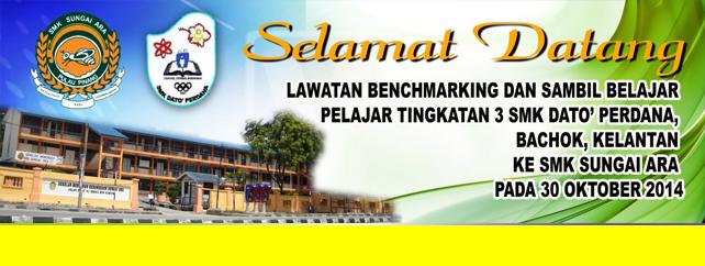 Lawatan SMK Dato Perdana
