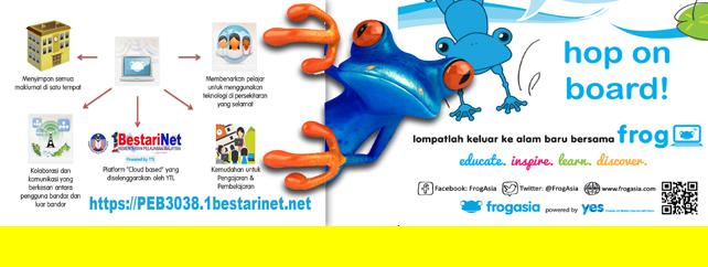 Majlis Pelancaran Frog VLE 1BestariNet (21.10.2013)