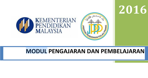 Modul JPPP 2016
