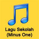 Lagu Sekolah (Minus One)