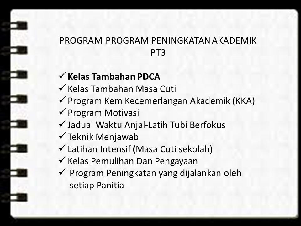 Program PT3