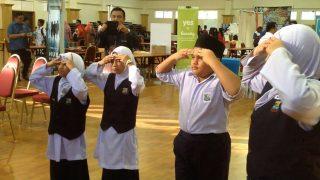 Pameran Hari Guru Peringkat PPD Barat Daya