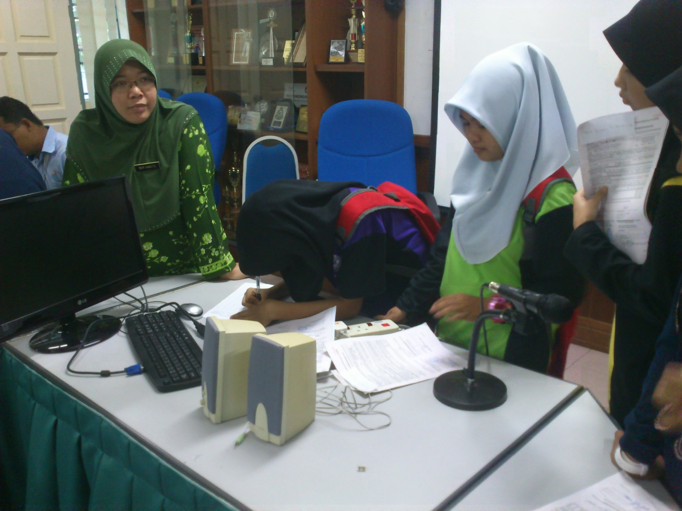 Pemberian Komputer 1 Malaysia