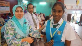 Kejohanan Balapan dan Padang MSSPP Peringkat Zon Balik Pulau