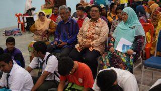Majlis Penyampaian Keputusan SPM 2015