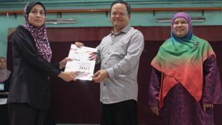Majlis Anugerah Perkhidmatan Cemerlang 2017