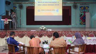 Majlis Muzakarah dan Aku Janji Murid Bersama Pengetua