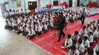 Majlis Pelantikan Pengawas Sekolah