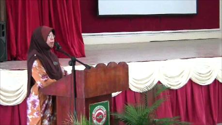Taklimat Pentaksiran Berasaskan Sekolah (PBS) oleh PK Petang