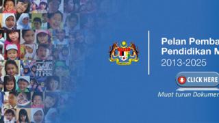 Pelan Pembangunan Pendidikan Malaysia 2013 - 2025