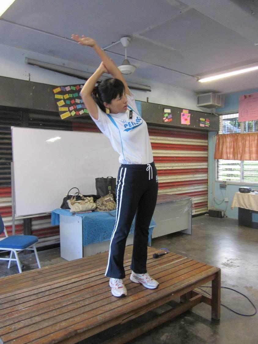 Program Physical Wellness