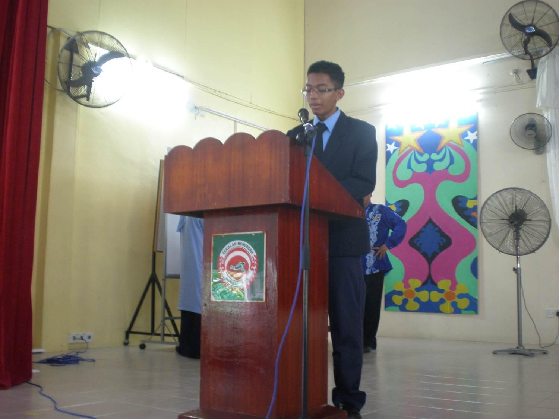 Majlis Perpisahan Pengetua Encik Jalil Bin Saad
